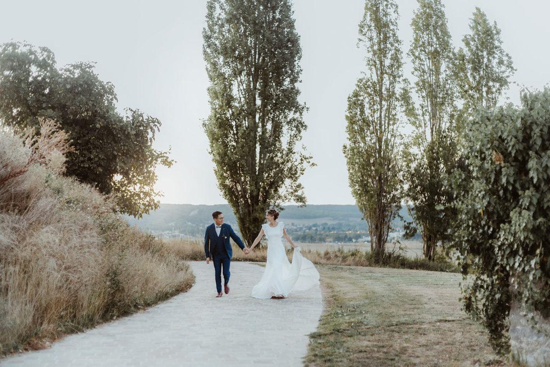 mariage au village de sully rosny sur seine