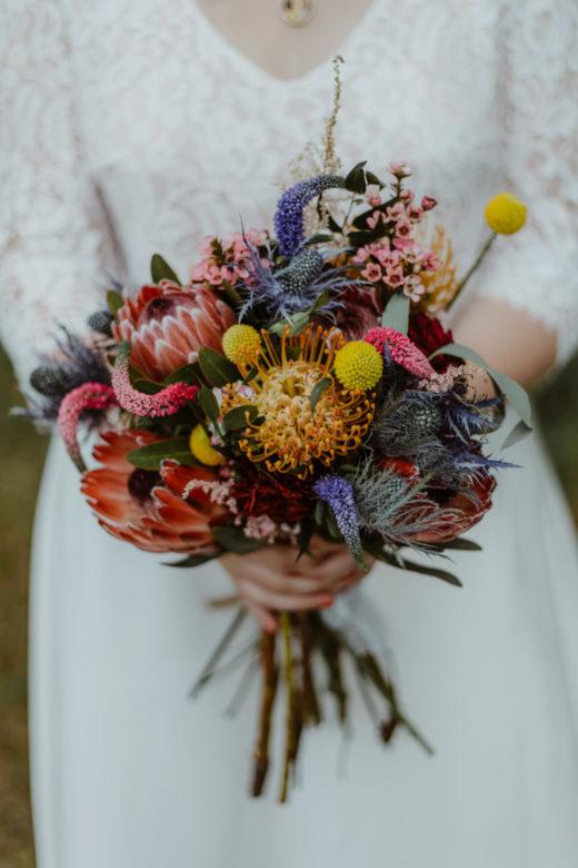 photographe mariage bordeaux bouquet fleurs