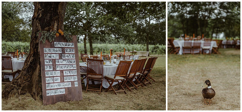 mariage champetre chic naturel à Bordeaux