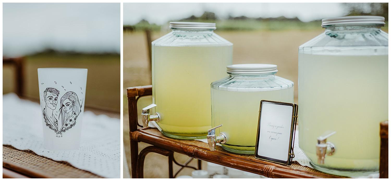 mariage responsable ecolo limonade bordeaux