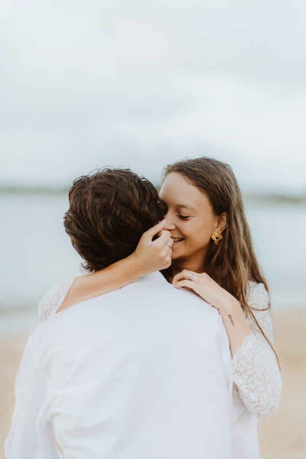 Photographe bordeaux séance photo de couple demande en mariage